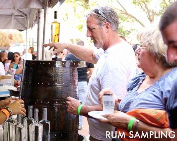 Taste of Rum 2014