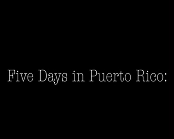 5 Days in Puerto Rico